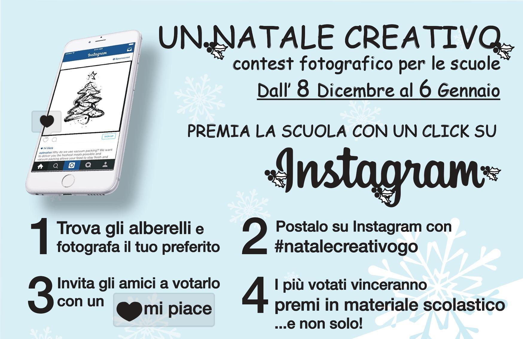 Contest fotografico Un Natale Creativo Gorizia
