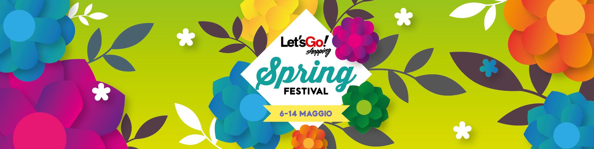Let's Go Shopping Spring Festival Gorizia