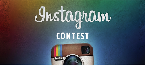 instagram contest yellow let's go shopping spring festival gorizia