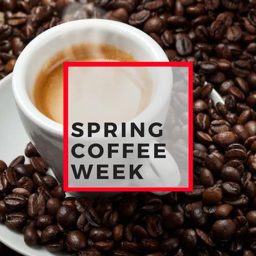 spring coffee week festival le nuove vie gorizia