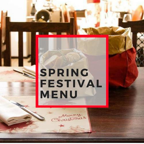piatti speciali spring festival menu ristorante ristoranti gorizia le nuove vie