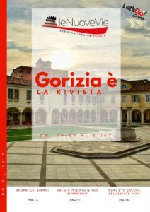 Gorizia è la rivista centro commerciale naturale le nuove vie