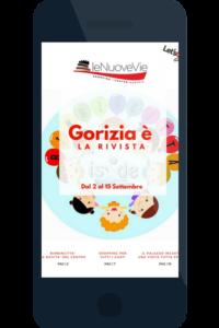 copertina gorizia è rivista le nuove vie gorizia nr.2
