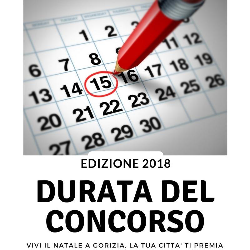 attività aderenti concorso natale gorizia 2018