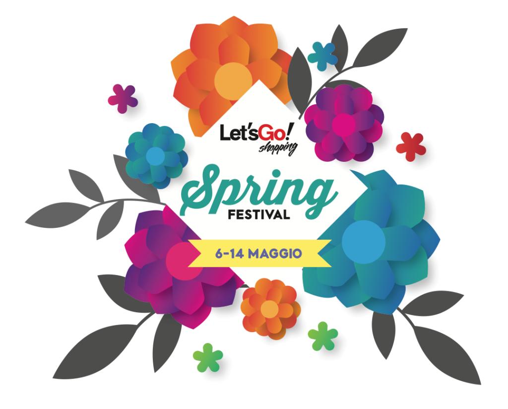 Let's Go! Shopping Spring Festival Le Nuove Vie Centro Commerciale Naturale Gorizia