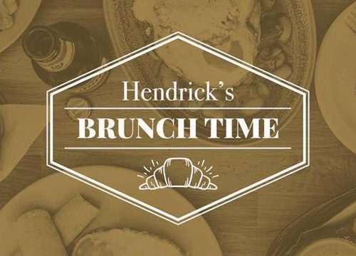 brunch hendrick's let's go shopping spring festival le nuove vie gorizia