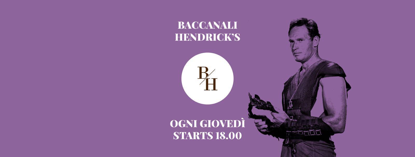 baccanali hendrick's aperitivo dj spring festival gorizia