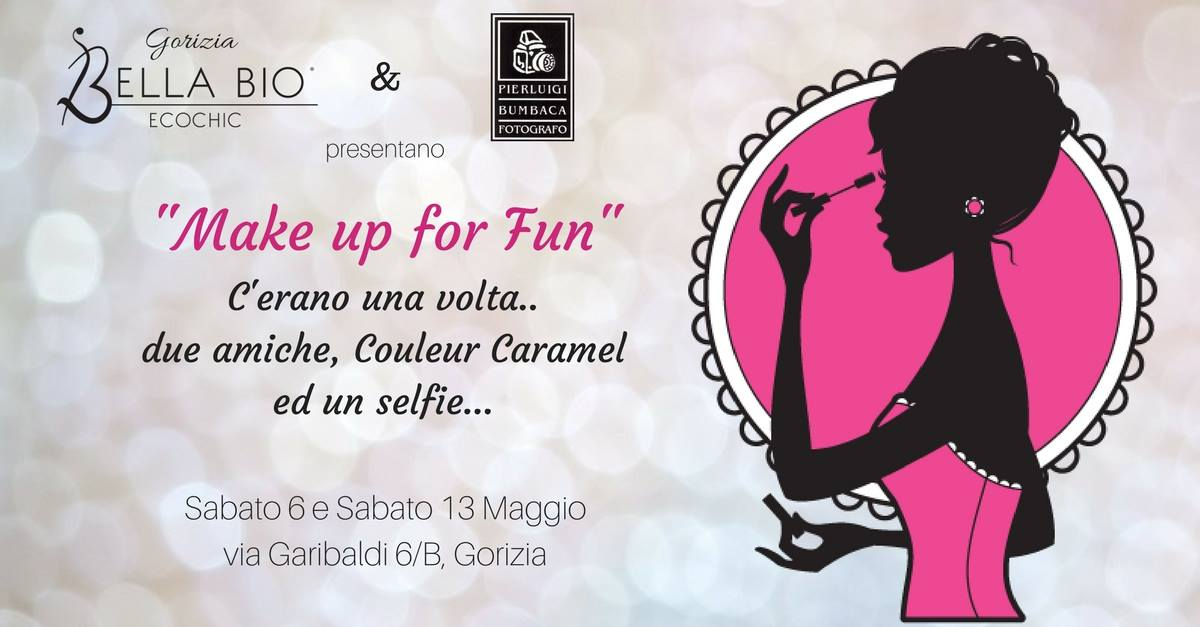 makeup for fun bellabio ecochic gorizia