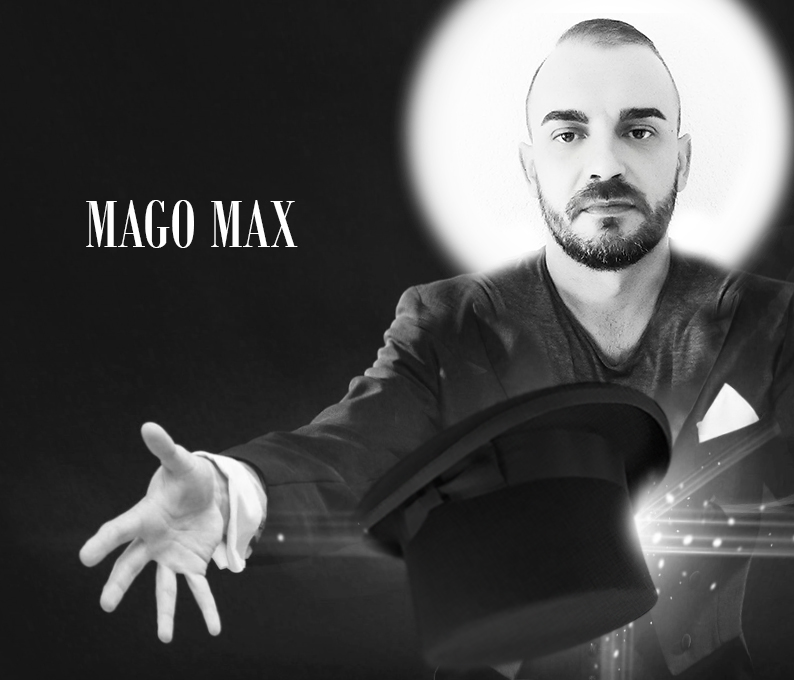 mago max spettacolo gorizia le nuove vie spring festival
