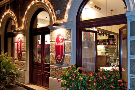 ristorante rosenbar spring festival menu le nuove vie gorizia